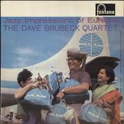 Click here for more info about 'Dave Brubeck - Jazz Impressions Of Eurasia - VG+'