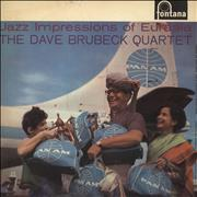 Click here for more info about 'Dave Brubeck - Jazz Impressions Of Eurasia'