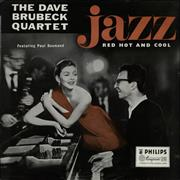Click here for more info about 'Dave Brubeck - Jazz: Red Hot And Cool'