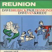 Click here for more info about 'Dave Brubeck - Reunion'