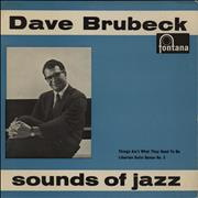 Click here for more info about 'Dave Brubeck - Sounds Of Jazz EP'