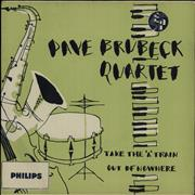 Click here for more info about 'Dave Brubeck - The Dave Brubeck Quartet EP - 2nd'