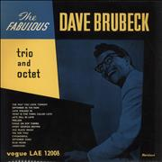 Click here for more info about 'Dave Brubeck - The Fabulous Dave Brubeck Trio & Octet'