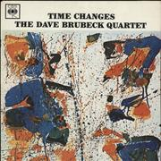 Click here for more info about 'Dave Brubeck - Time Changes - VG+'