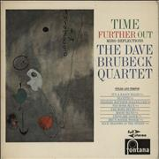 Click here for more info about 'Dave Brubeck - Time Further Out - EX'