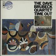 Click here for more info about 'Dave Brubeck - Time Out / Time Further Out'