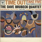 Click here for more info about 'Dave Brubeck - Time Out - Demo Stickered'