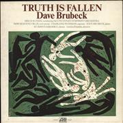 Click here for more info about 'Dave Brubeck - Truth Is Fallen'