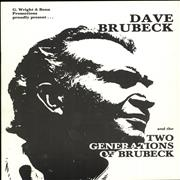 Click here for more info about 'Two Generations Of Brubeck'