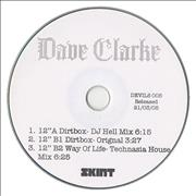 Click here for more info about 'Dave Clarke - Dirtbox'
