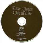 Click here for more info about 'Dave Clarke - Way Of Life'