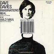 Click here for more info about 'Dave Davies - Imaginations Real'
