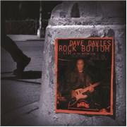 Dave Davies Rock Bottom - RSD 2020 - Silver & Red 180 Gram - Sealed UK 2-LP vinyl set