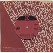 "Dave Davies Suzanah's Still Alive - 1st - Solid UK 7"" vinyl"