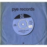 "Dave Davies Suzanah's Still Alive - 2nd - 4pr UK 7"" vinyl"