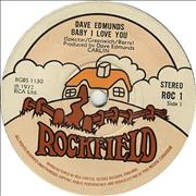 Click here for more info about 'Dave Edmunds - Baby I Love You'