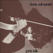 Click here for more info about 'Dave Edmunds - Girl's Talk - P/S'
