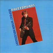 Click here for more info about 'Dave Edmunds - Repeat When Necessary'