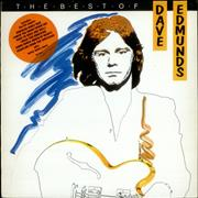 Click here for more info about 'The Best Of Dave Edmunds - stickered p/s'