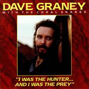 Click here for more info about 'Dave Graney - I Was The Hunter... And I Was The Prey'