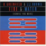 Click here for more info about 'Dave Greenfield & J.J. Burnel - Fire & Water - Gold promo stamped'