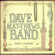 Click here for more info about 'Dave Matthews Band - 2010 Calendar'