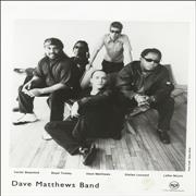 Click here for more info about 'Dave Matthews Band - Archive Publicity Photograph'