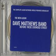 Click here for more info about 'Dave Matthews Band - Before These Crowded Streets WORLD PREMIERE'