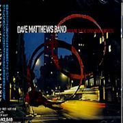 Dave Matthews Band Before These Crowded Streets Japan CD album