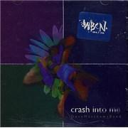 Dave Matthews Band Crash Into Me - 5-track Promo USA CD single Promo