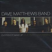 Dave Matthews Band Everybody Wake Up [Our Finest Hour Arrives] USA CD single Promo