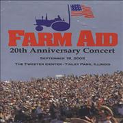 Click here for more info about 'Dave Matthews Band - Farm Aid 20th Anniversary Concert'