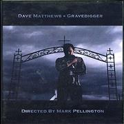 Dave Matthews Band Gravedigger USA DVD Promo