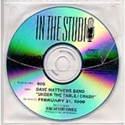 Dave Matthews Band In The Studio - Under The Table/Crash USA CD album
