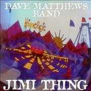 Click here for more info about 'Dave Matthews Band - Jimi Thing - Promo'