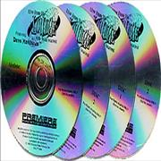 Dave Matthews Band Live From The Lounge USA 4-CD set