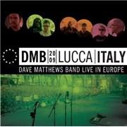 Dave Matthews Band Lucca Italy UK 3-CD set