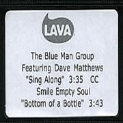 Click here for more info about 'Dave Matthews Band - Sing Along'