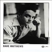Dave Matthews Band Some Devil USA press pack Promo