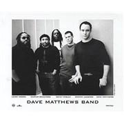 Dave Matthews Band Stand Up USA press pack Promo