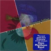 Dave Matthews Band Tripping Billies USA CD single Promo
