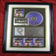 Dave Matthews Band Under The Table And Dreaming USA award disc