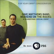 Click here for more info about 'Dave Matthews Band - Weekend On The Rocks - A Soundstage Special Event'