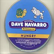 Click here for more info about 'Dave Navarro - Hungry'