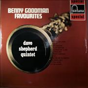 Click here for more info about 'Dave Shepherd - Benny Goodman Favourites'