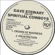 Click here for more info about 'David A. Stewart - Crown Of Madness'