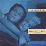 Click here for more info about 'David A. Stewart - Lily Was Here'