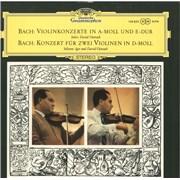 Click here for more info about 'David & Igor Oïstrakh - Bach: Violinkonzerte In A-Moll Und E-Dur / Konzert Für Zwei Violinen In D-Moll'