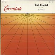 Click here for more info about 'David Arch - Full Frontal/ The Image Facility - Red Vinyl'