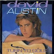 Click here for more info about 'David Austin - Turn To Gold'